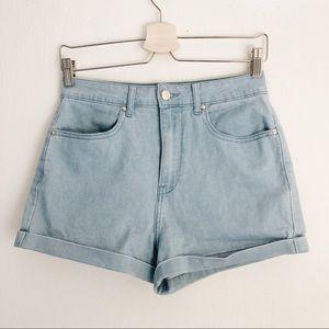 Forever 21 | High Waisted Denim Shorts